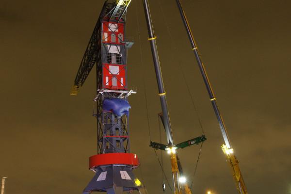Restoration Hensen Crane